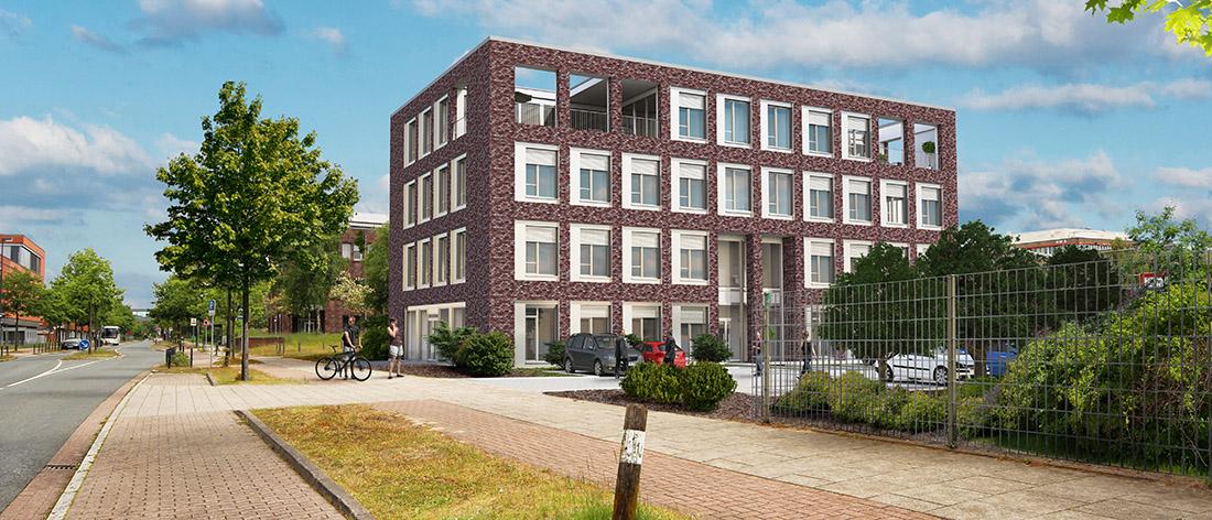 Neues Gebäude, digitale Zukunft: Die Comkopie-Gruppe hat aufgerüstet, Bild: Comkopie