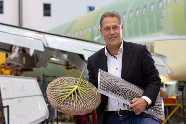 Peter Sander. Quelle: Airbus