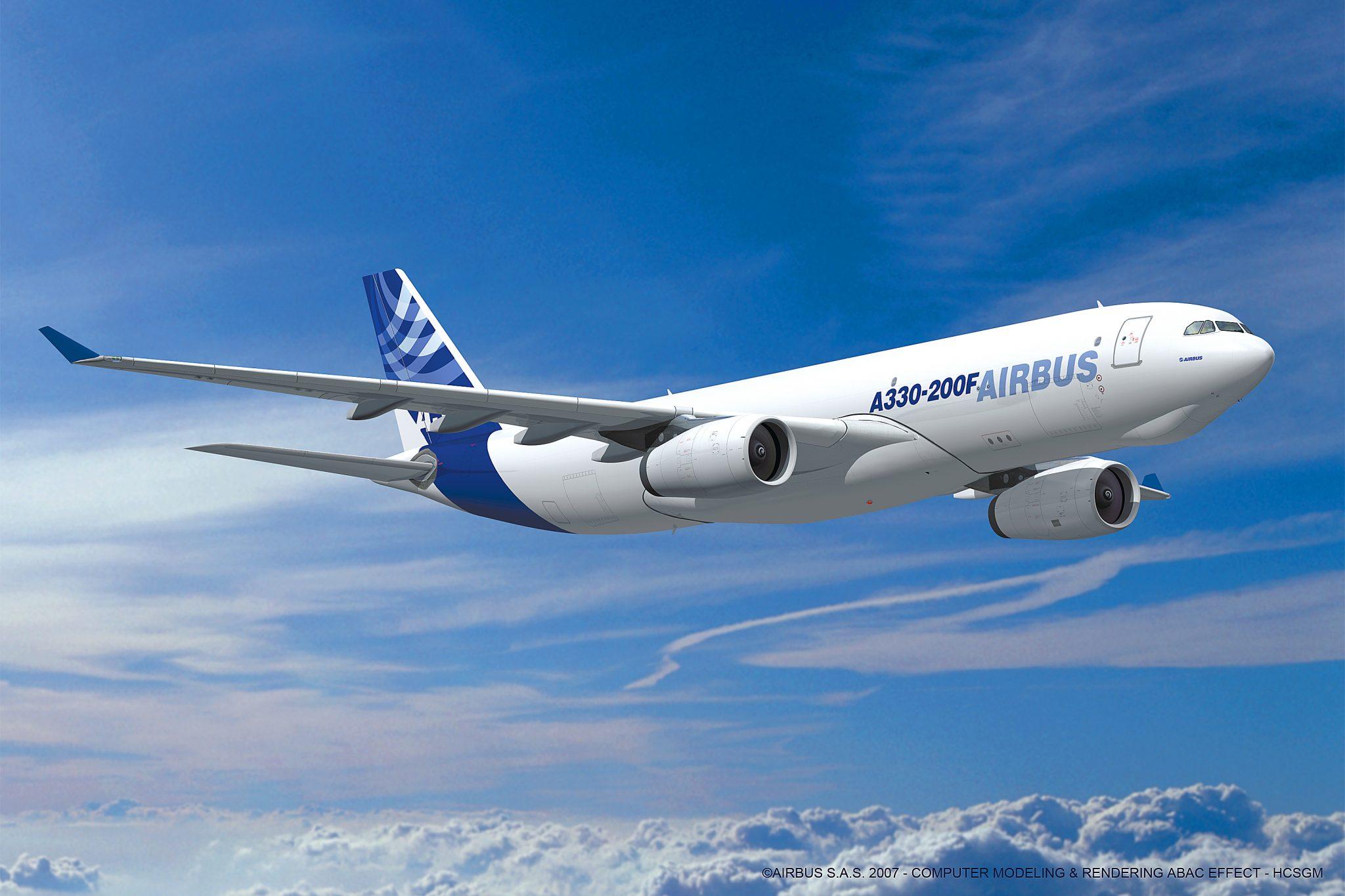 Der Airbus A330. Quelle: Airbus