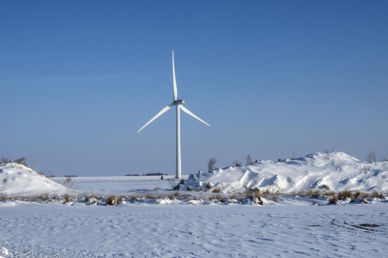 Vereisung an Windkraftanlagen vorhersagen - WFB