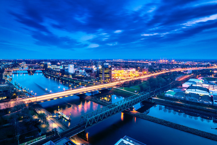 Bremen ist IT-Standort für die B2B-Branche Foto: WFB/Jonas Ginter