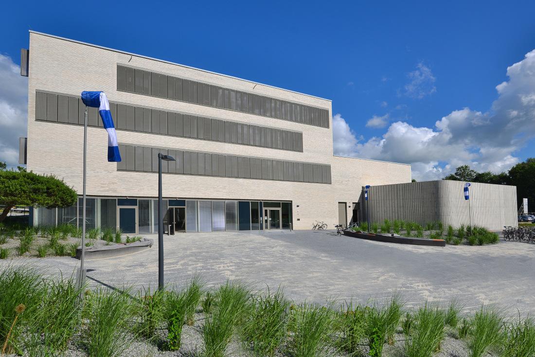 Forschungslabor für Turbulenz und Windenergiesysteme (WindLab) der Universität Oldenburg, Sitz der ForWind-Geschäftsstelle, Bild: ForWind