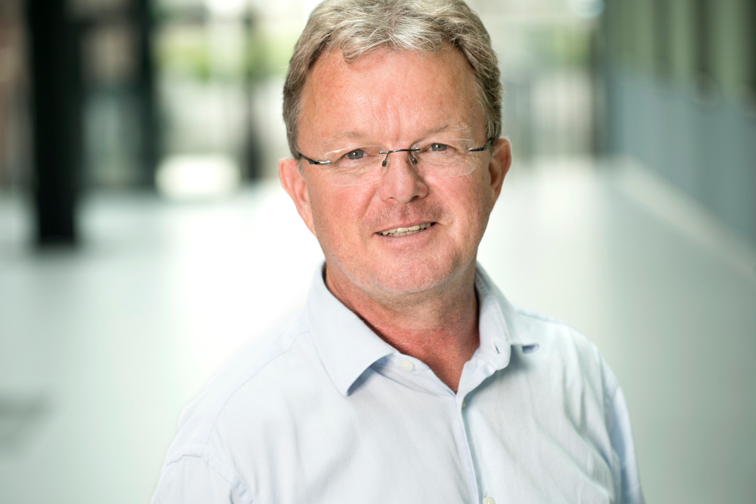 Winfried Hebold-Heitz leitet das Familienbüro des AWI, Bild: AWI