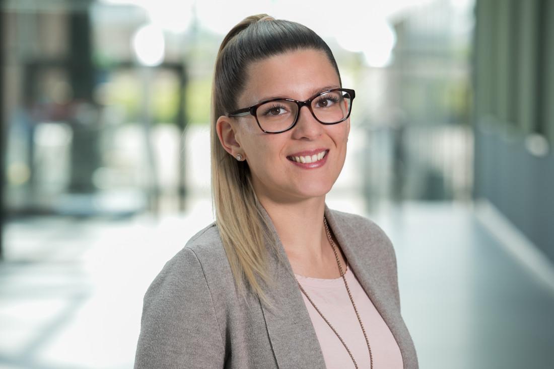 Ines Föllscher arbeitet seit 2014 im AWI-Familienbüro und kümmert sich insbesondere um die Vereinbarkeit von Beruf und Pflege. Bild: AWI