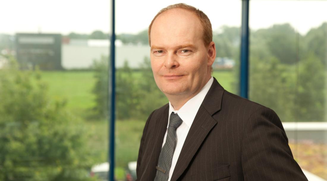 Gründer und Inhaber der Bremer OptoPrecision-Gruppe: Dr. Martin Nägele - Bild: OptoPrecision