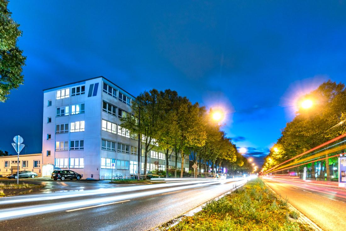 Die Seghorn AG hat ihren Standort an der Ecke Legienstraße/Stresemanstraße, Bild: Seghorn