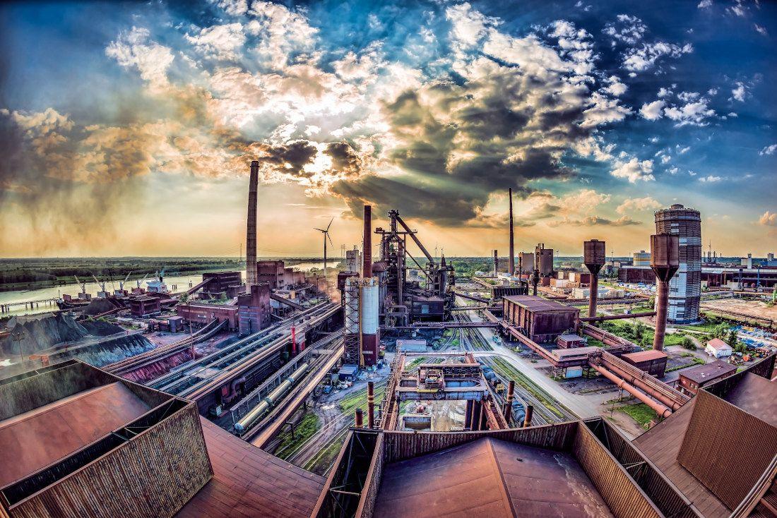 Das Bremer Stahlwerk