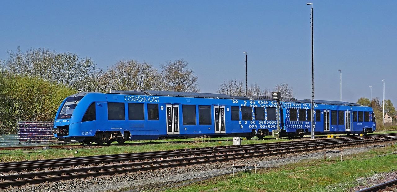 Erfolgreicher Testeinsatz: Wasserstoffbetriebene Züge auf der Strecke von Cuxhaven nach Buxtehude