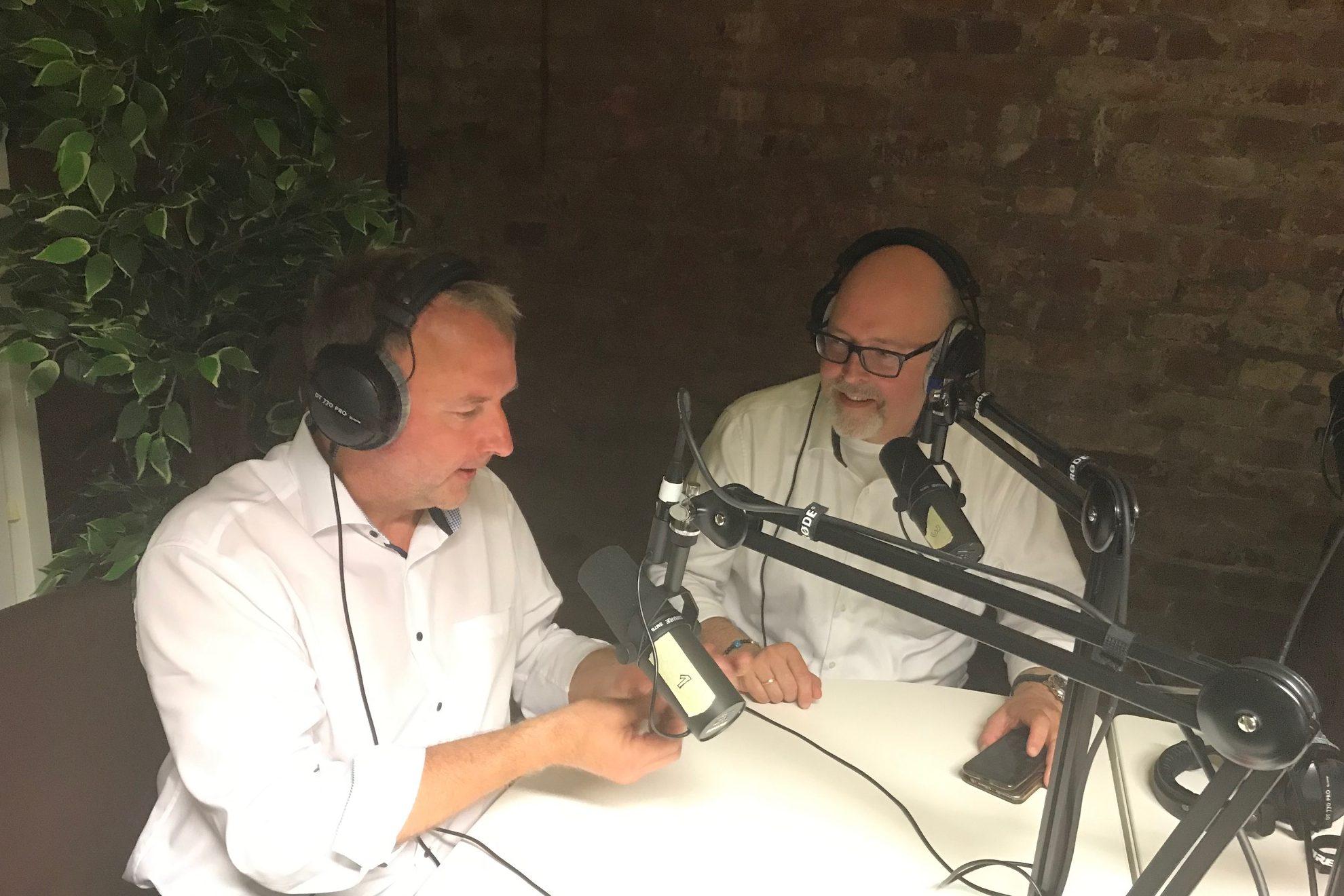 Christoph Ranze im Gespräch mit Kai Stührenberg