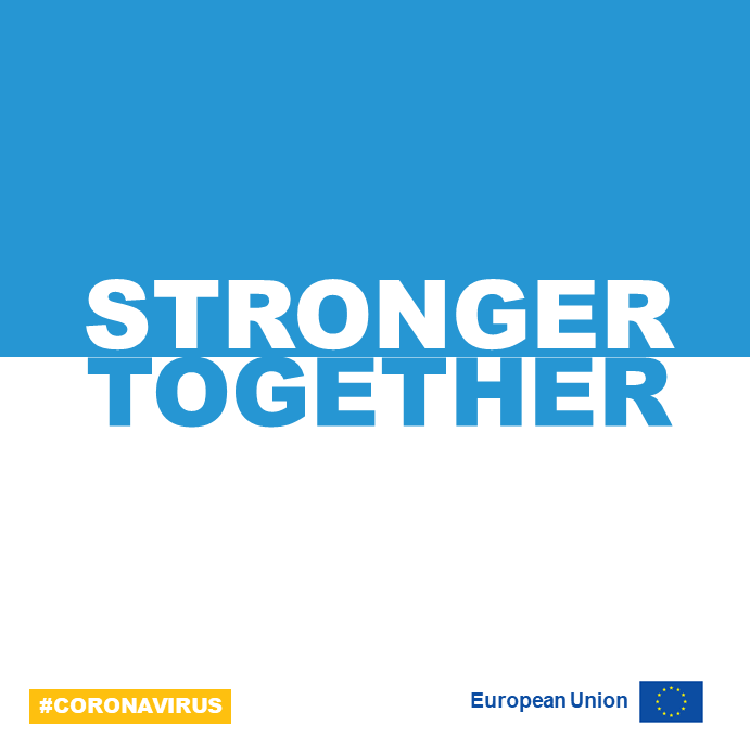 Logo von Stronger Together