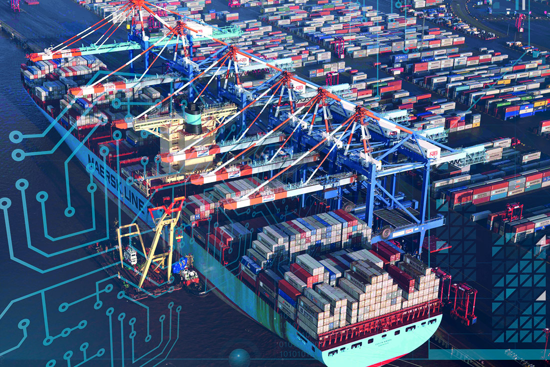 Gigantisches Potenzial: KI in der maritimen Branche, Bild: BLG