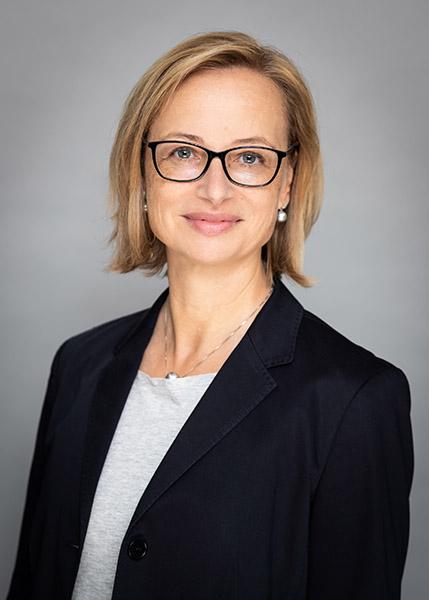Ulrike Riedel, BLG Vorstandsmitglied, Bild: BLG