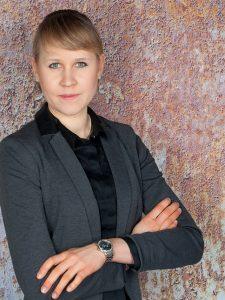 Dr. Vanessa Just ist Geschäftsführerin des KI-Steuer-Unternehmens wtsAI und Gründerin des KI-Start-ups juS.TECH