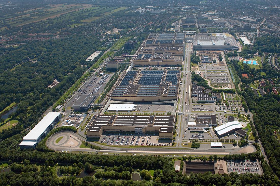 Mercedes-Benz Werk Bremen, Bild: Daimler